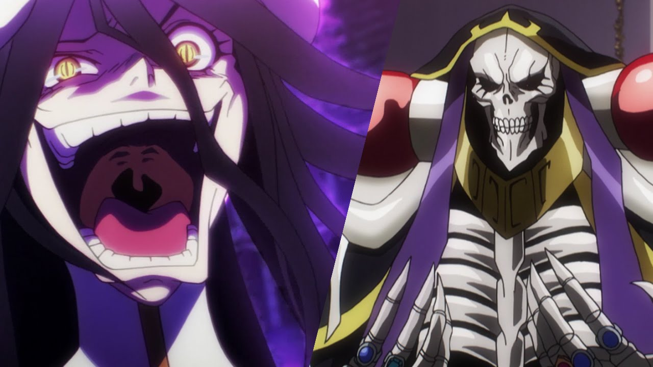 Overlord review anime